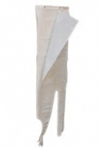 White Disposable Aprons - Tear Off (25 pieces)